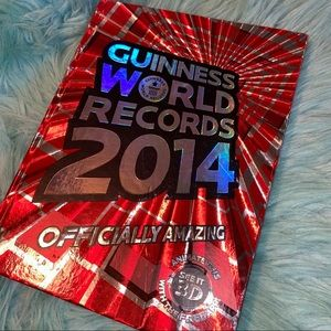 Guinness World Records 2014 in Full Color